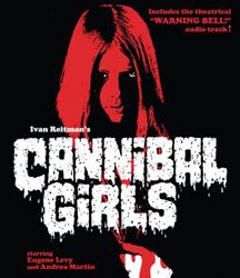 Cannibal Girls Poster 3