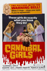 Cannibal Girls Poster 4
