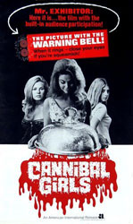 Cannibal Girls Poster 5