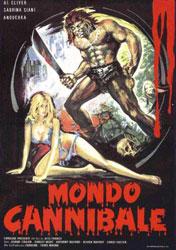 Cannibals Poster 2