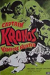 Captain Kronos — Vampire Hunter Poster