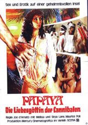 Caribbean Papaya Poster 3