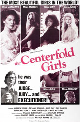 The Centerfold Girls Poster