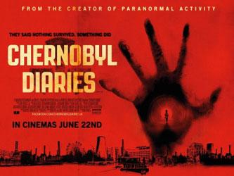 Chernobyl Diaries Poster 5