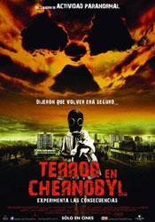 Chernobyl Diaries Poster 6