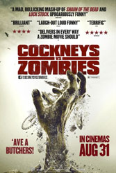 Cockneys vs Zombies Poster 1