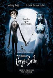 Corpse Bride Poster 1