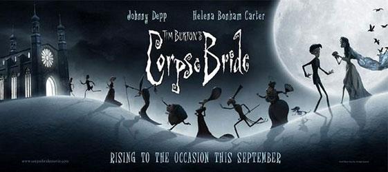 Corpse Bride Poster 2