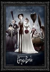 Corpse Bride Poster 3