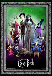 Corpse Bride Poster 4
