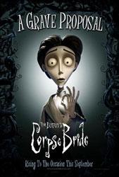 Corpse Bride Poster 5