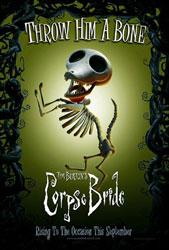 Corpse Bride Poster 7