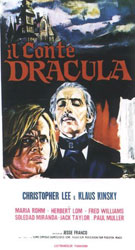 Count Dracula Poster 2