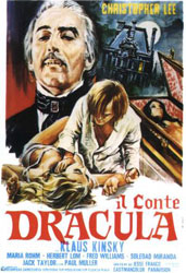Count Dracula Poster 4