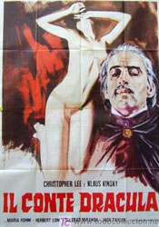 Count Dracula Poster 6
