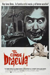 Count Dracula Poster 7