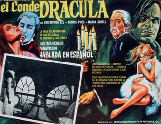 Count Dracula Poster 8