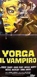 Count Yorga, Vampire Poster 2
