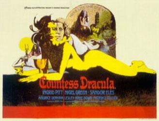 Countess Dracula Poster 1