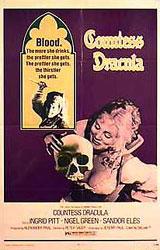 Countess Dracula Poster 2
