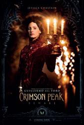 Crimson Peak Poster 2