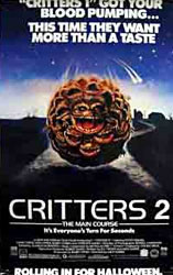 Critters 2: The Main Course Poster 1