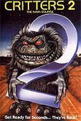 Critters 2: The Main Course Poster 2