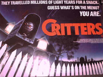 Critters Poster 3