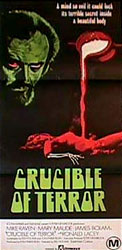 Crucible of Terror Poster 2