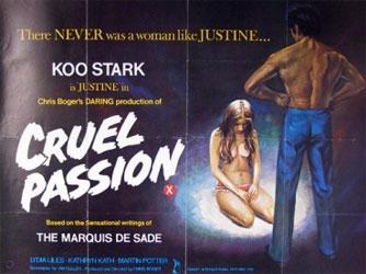 Cruel Passion Poster 1
