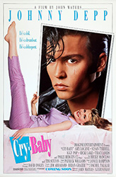 Cry-Baby Poster 2