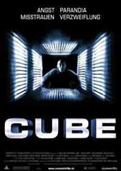 Cube Poster 2