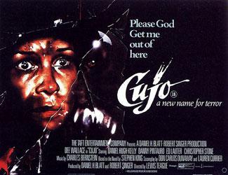 Cujo Poster 2