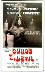 Curse Of The Devil Poster 1