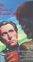 The Curse Of Frankenstein Poster 7
