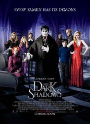 Dark Shadows Poster 1