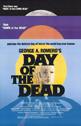 Day Of The Dead Poster 1
