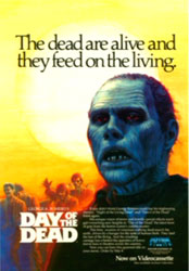Day Of The Dead Poster 11