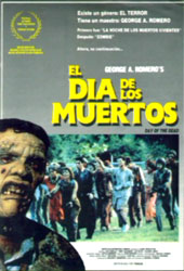 Day Of The Dead Poster 4