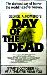 Day Of The Dead Poster 7