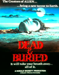 Dead & Buried Poster 1