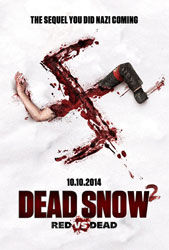 Dead Snow 2 Poster 2