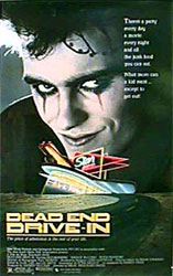 Dead-End Drive In Poster 1