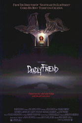 Deadly Friend Poster 1