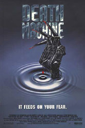 Death Machine Poster 1