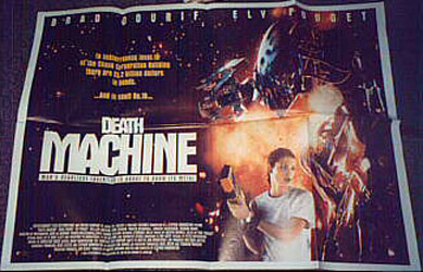 Death Machine Poster 2