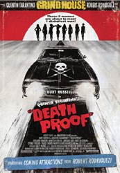 Death Proof Poster 1