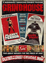 Death Proof Poster 2