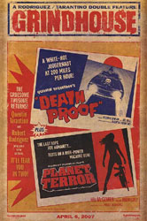 Death Proof Poster 4