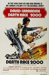 Death Race 2000 Poster 1
